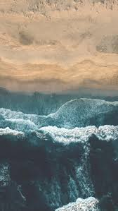 dreamy ocean iphone wallpaper