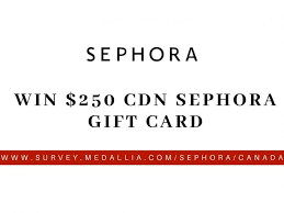 win 250 sephora gift cards