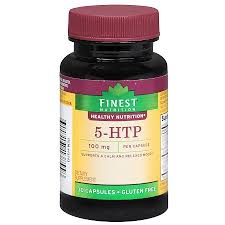 finest nutrition 5 htp 100 mg tary