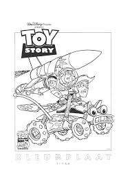 Toy Story Buzz En Woody2 Toy Story Kleurplaten Kleurplaat Com