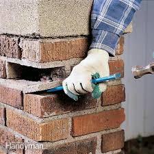 How To Reset A Loose Brick Diy