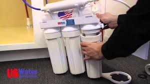 residential reverse osmosis system
