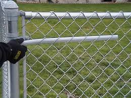 Chain Link Fencing Installation Accessories And Tips