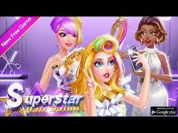 superstar hair salon apps on google play