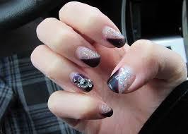 nail art designs bling nails salon