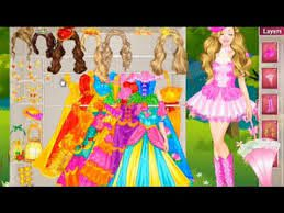 pinky s dress up games