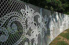 How To Dress Up A Chain Link Fence Popsugar Home