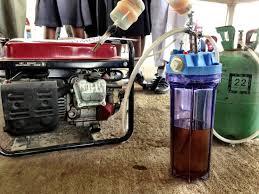 a urine powered generator maker faire