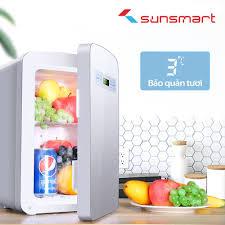 Tủ nóng/ lạnh di động mini JOYROOM HLCY014