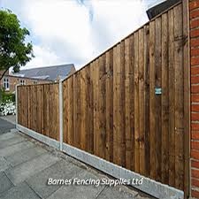 Wooden Fencing Panels Harrow Wooden Fencing Panels Installers Watford