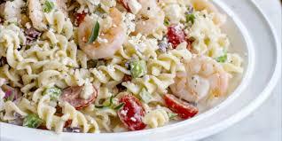 Greek Shrimp and Feta Pasta Salad ...
