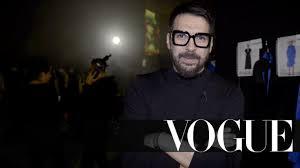 Fashion Week México: Conoce a Abel López, diseñador mexicano - YouTube