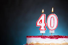40 ideas to plan a 40th birthday party