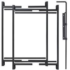 Adjust A Gate Original Series 36 In 60 In Wide Gate Opening Steel Gate Frame Kit Ag36 The Home Depot Adjust A Gate Gate Kit Gate Hardware