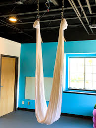 Aerial Yoga Hammock Tips For Home Use Mindful Child Aerial Yoga