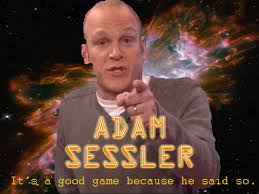 This just in (Or not) – Adam Sessler leaves G4 | Video Game Armada
