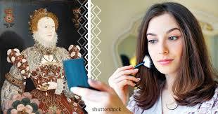 queen elizabeth i s makeup was lethal