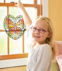melissa doug stained glass made easy