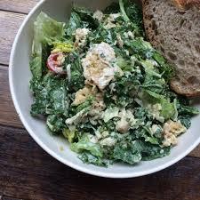 kale caesar salad at sweetgreen on