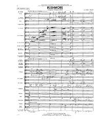 Rushmore by Alfred Reed| J.W. Pepper Sheet Music
