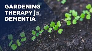 gardening therapy for dementia