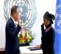 South Africa's Phumzile Mlambo Ngcuka sworn-in as new UN Women Executive  Director – Critique Echo Newspaper
