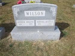 Bertha Myrtle Harrison Wilson (Unknown-1971) - Find A Grave Memorial
