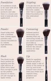 nanshy masterful collection brush set