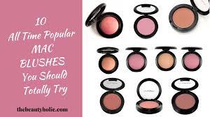 mac blushes for makeup kit saubhaya