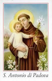 San Antonio Padova - Sacro Cuore di Gesù web Blog vita dei Santi ...