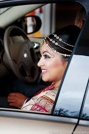 rose and crystal indian wedding by