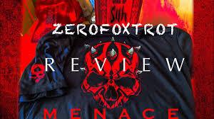 zerofoxtrot menace darth maul t