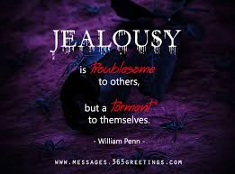 jealousy quotes greetings com