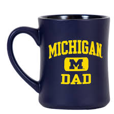University Of Michigan Dad Mug