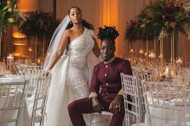 Ace Hood Weds Longtime Love Shelah Marie In Miami - Millennial Married