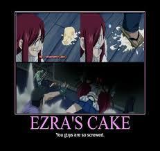 erza scarlet demotivational poster anime image board