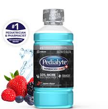 pedialyte advancedcare plus berry
