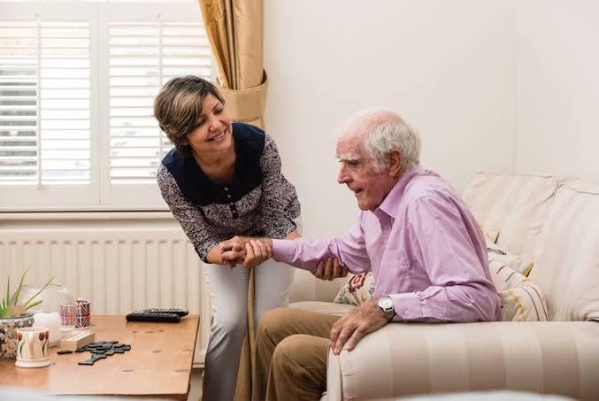 live in care Liverpool, elder care london