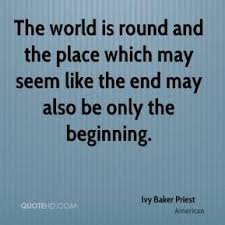 Ivy Baker Priest Quotes | QuoteHD