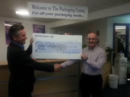 The Packaging Centre makes Christmas Donation to Crumlin Children's  Hospital | The Packaging Centre