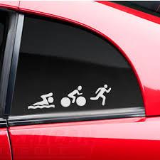 Triathlon Sticker Car Reflective Decals Decoration Buy At A Low Prices On Joom E Commerce Platform