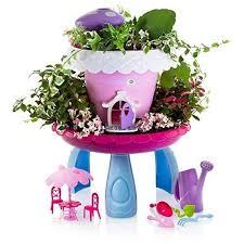fairy garden kit kids gardening