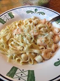 Seafood Fetachini Alfredo from Olive ...