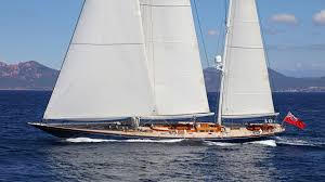 41 metre Mefasa sailing yacht Alejandra sold | Boat International