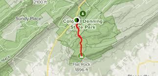 Flat Rock via Tuscarora Trail - Pennsylvania | AllTrails