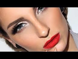 50s hair tutorial beauty makeup