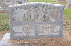 Myrtle Walls Long (1880-1968) - Find A Grave Memorial
