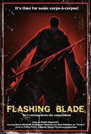 Flashing Blade 1983 Aka Swordplay Red