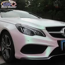 CL-AW Aurora White Car Body Sticker Vinyl Film | SINO VINYL