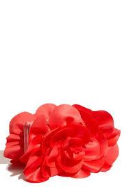 Sondra Roberts 'Rose' Satin Box Clutch   Nordstrom   Rose clutch, Box  clutch, Bridesmaid clutches
